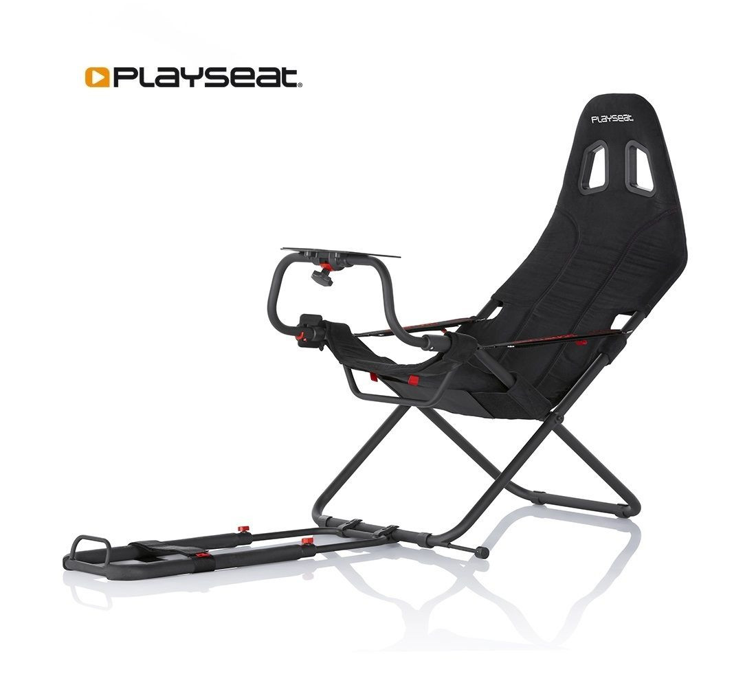 Challenge on floor gaming chair