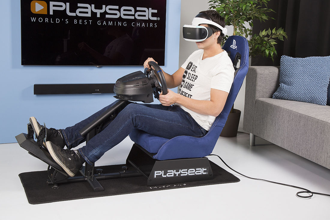 Playseat Evolution Playstation For All Your Racing Needs