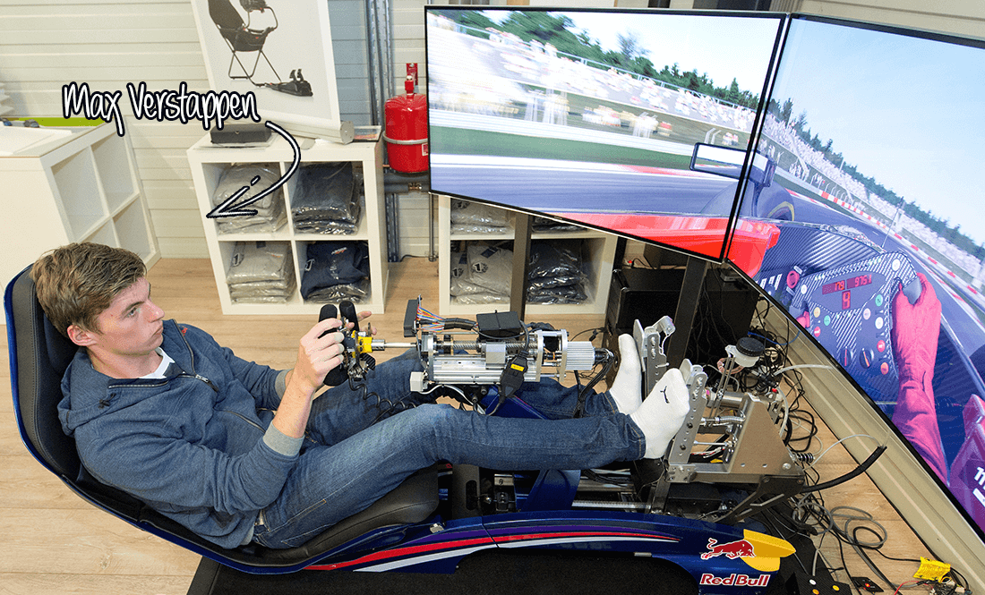Playseat® Red Bull Racing F1 - For all your racing needs