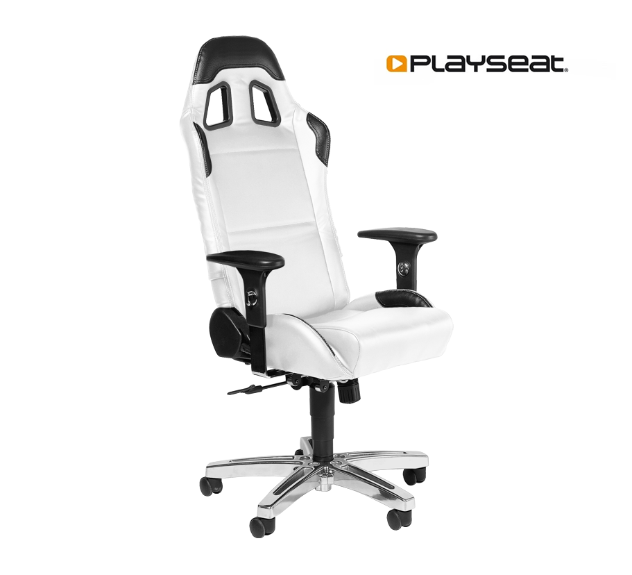Playseat Office Chair White For All Your Racing Needs