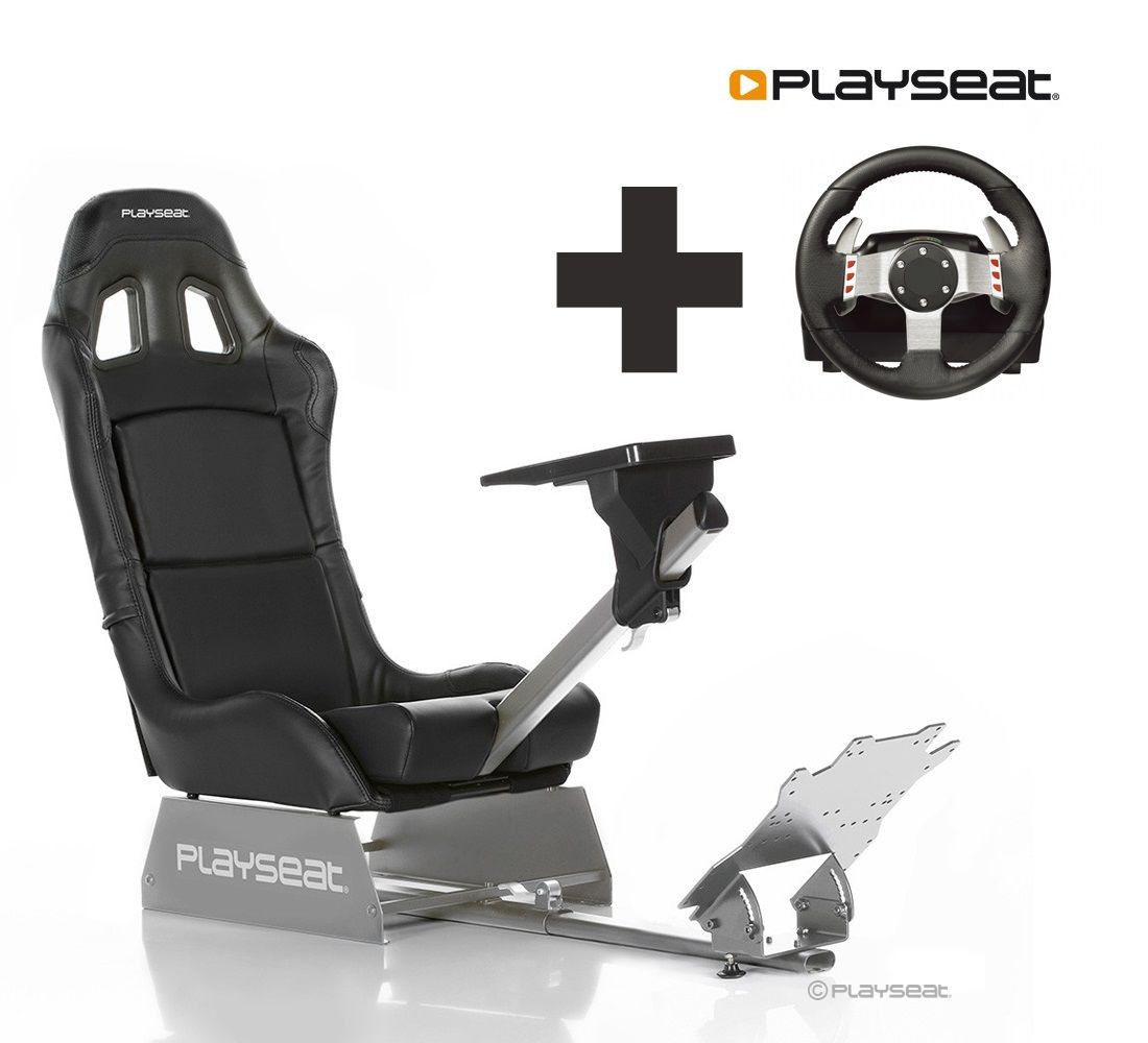 0fcafce3422 Playseat® Revolution Ready to Race bundle - For all your racing needs