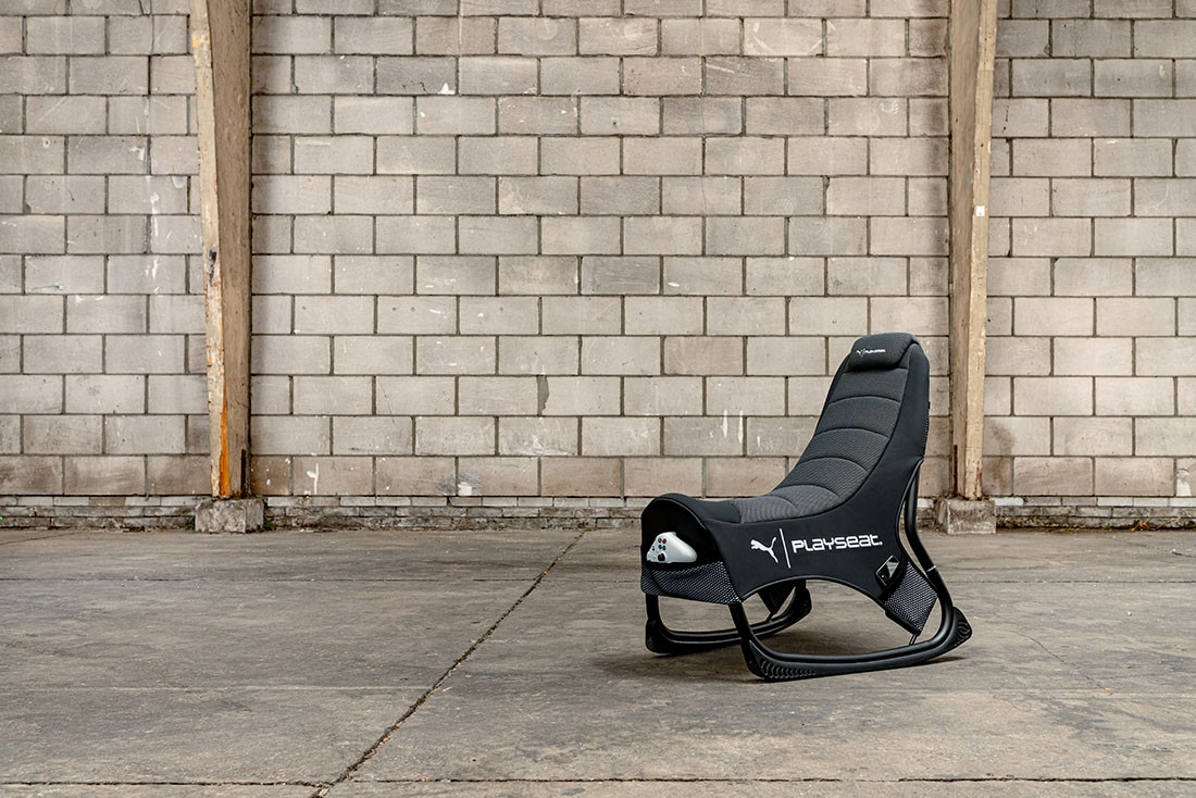 Playseat®   PUMA Active Gaming Seat - For all your racing needs