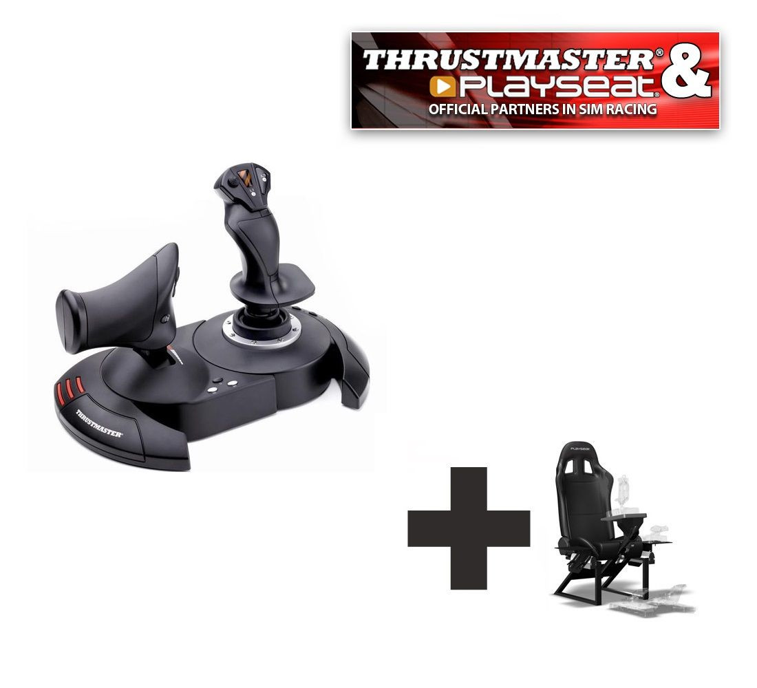 Hotas System, PC // PS3 Thrustmaster T.Flight Hotas X