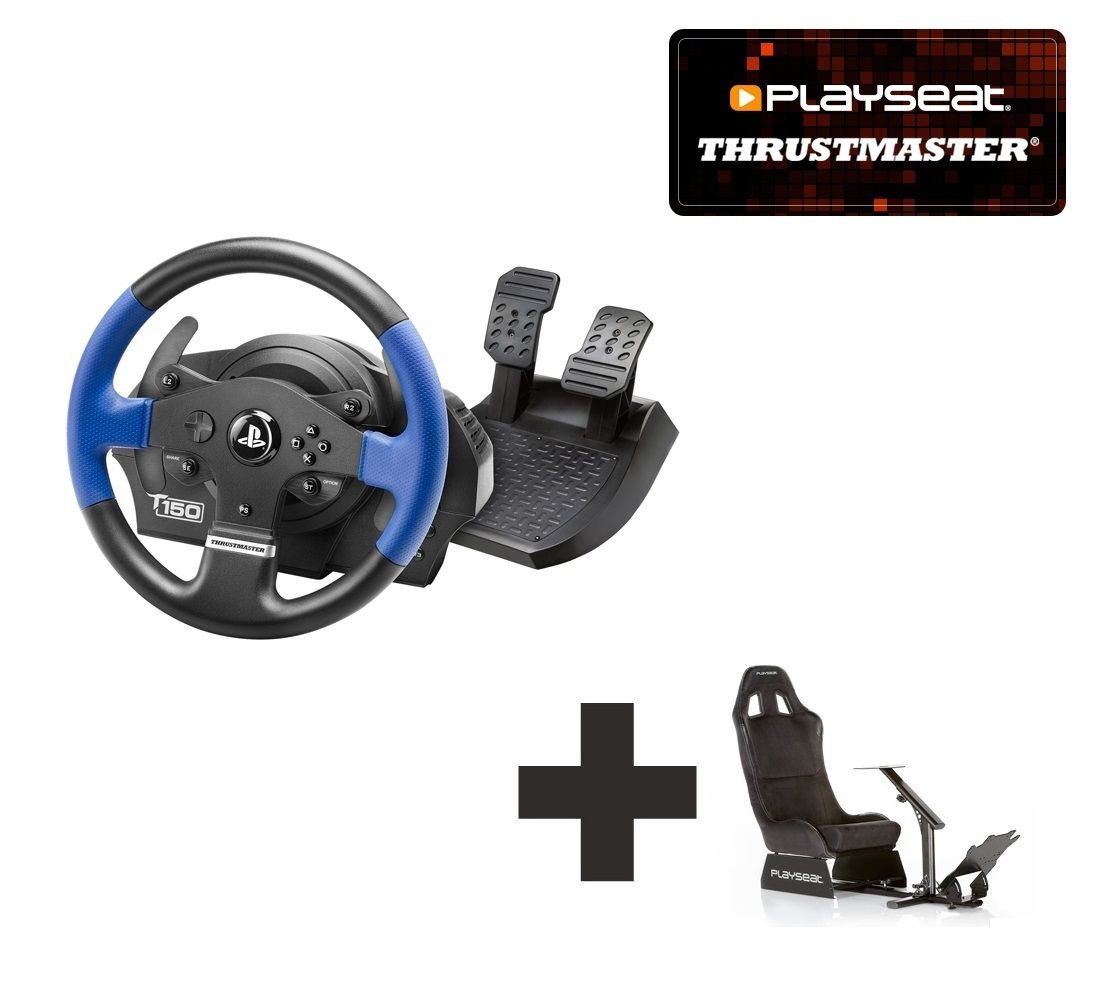 Thrustmaster T150 RS Ready to Race bundle