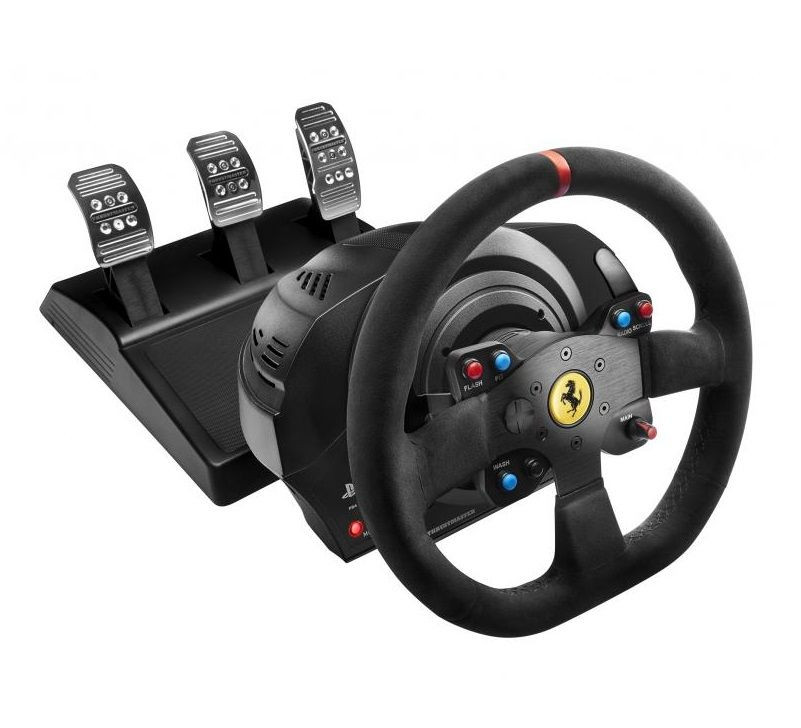Thrustmaster T300 Ferrari Integral Racing Wheel Alcantara