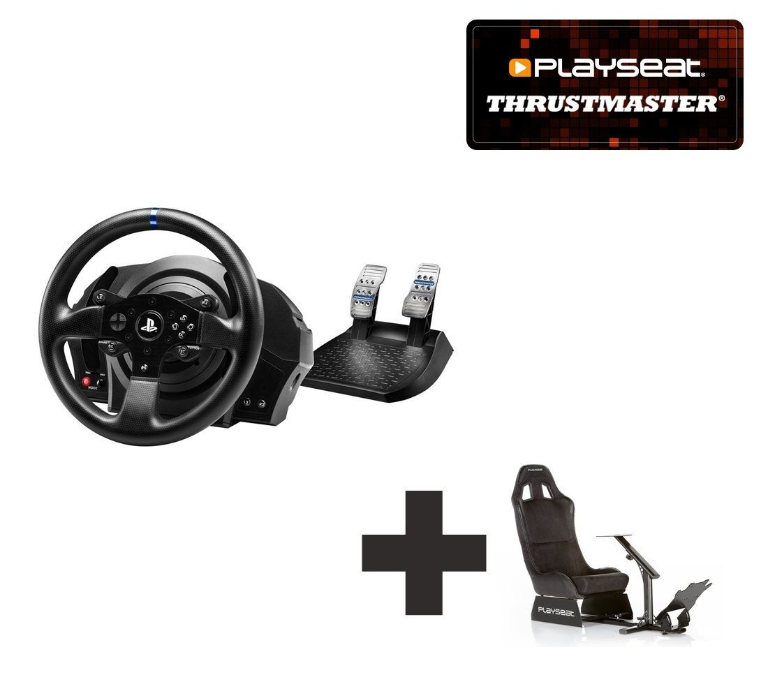 Thrustmaster T300 RS Racing Wheel Ready to Race bundle