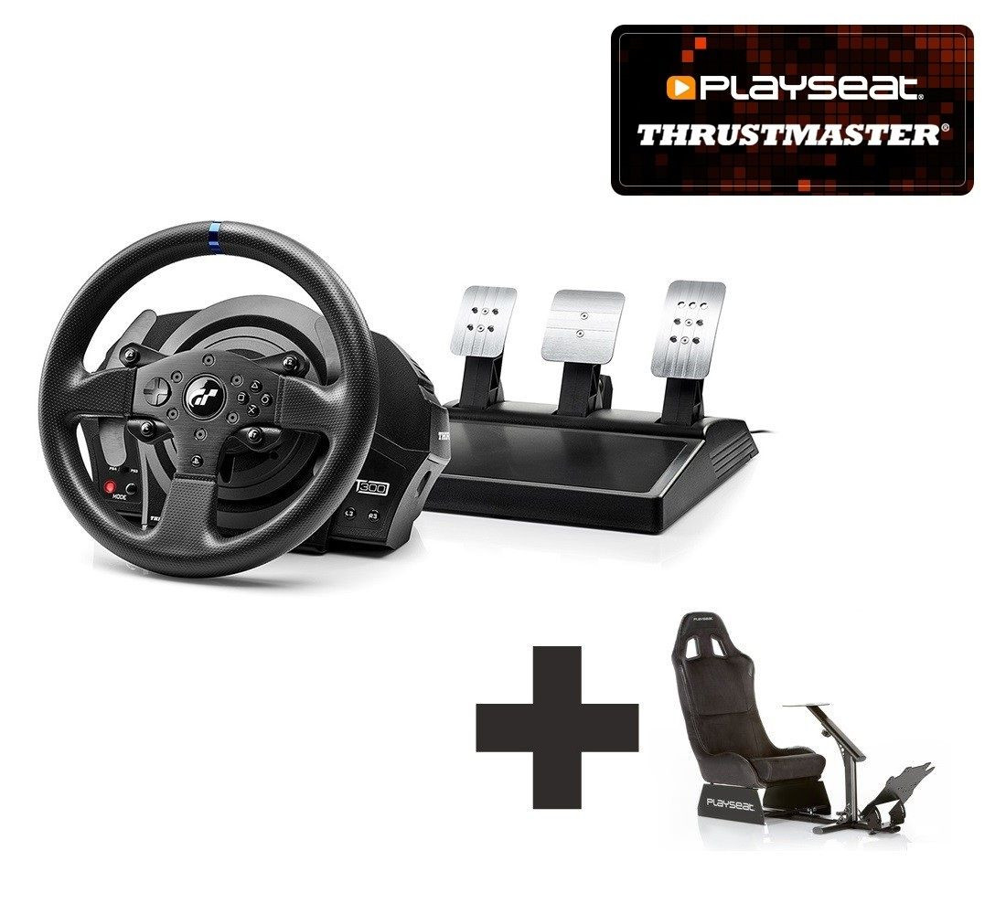 Thrustmaster T300RS GT Ready to Race bundle