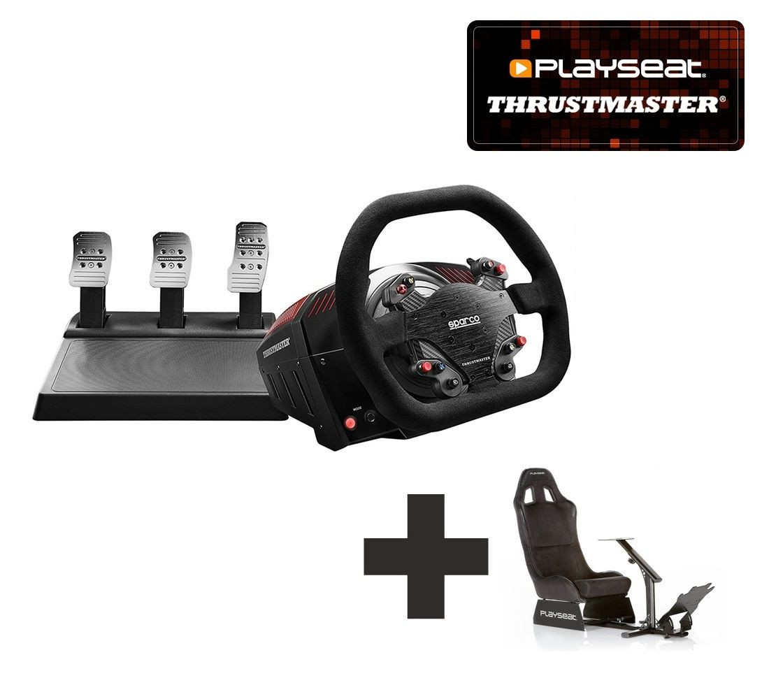 Thrustmaster Ready to Race bundles - For all your racing needs