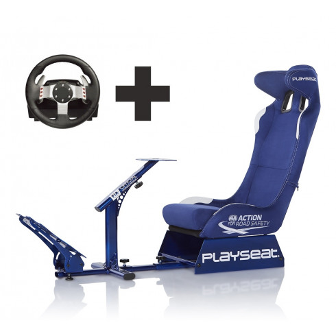 Playseat® Evolution FIA Ready to Race bundle