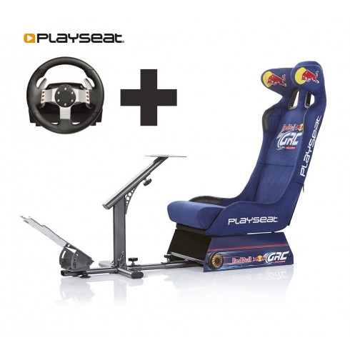 Playseat® Evolution Red Bull GRC Ready to Race bundle