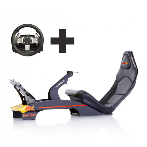 Playseat® F1 Aston Martin Red Bull Racing Ready to Race bundle