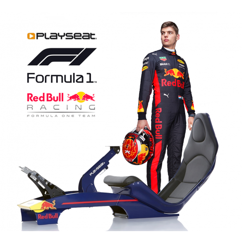 Playseat® F1 Red Bull Racing 2017 Max Verstappen