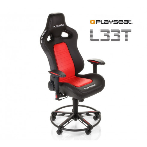 Playseat 174 L33t Red Playseatstore For All Your Racing Needs