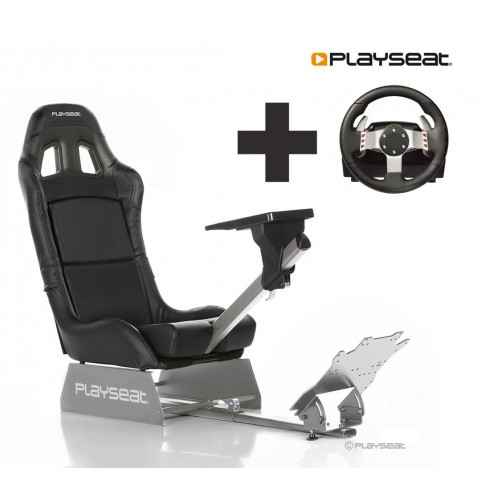Playseat Revolution Ready To Race Bundle For All Your Racing Needs