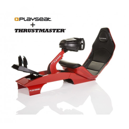 Playseat® Thrustmaster Ferrari edition for PS4/PS3/PC