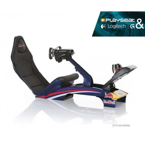 ed120602724 Playseat® Red Bull Racing F1 Ready to Race bundle - Logitech - For ...