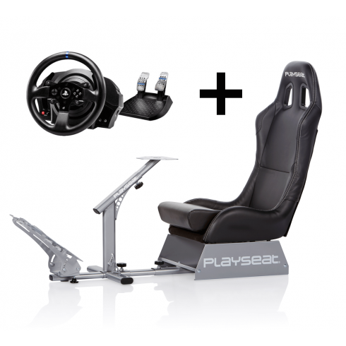 Playseat® Evolution Black + Thrustmaster T300RS (EU ONLY)