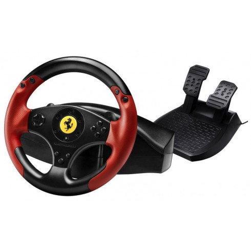 Thrustmaster Ferrari Racing Wheel Red Legend For Ps3 Amp Pc Playseatstore For All Your Racing