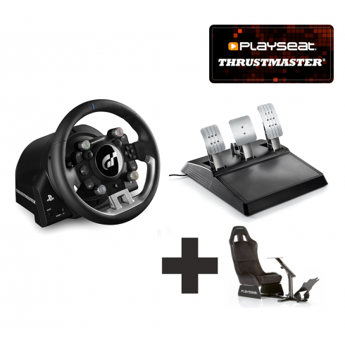 Thrustmaster T-GT Ready to Race bundle