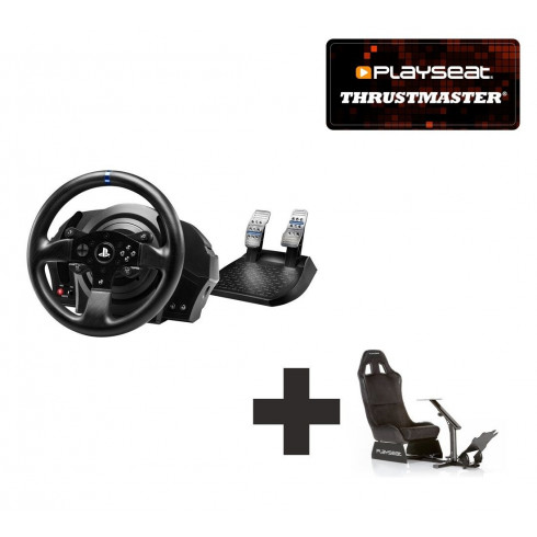 Thrustmaster T300 RS Racing Wheel PS3 + PS4 + PC Ready to Race bundle