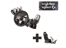 Logitech® G27 Ready to Race bundle