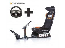 Playseat® DiRT Ready to Race bundle