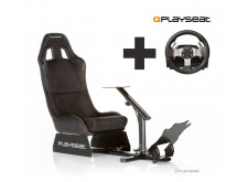 Playseat® Evolution Alcantara Ready to Race bundle