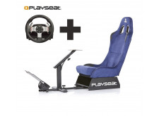 Playseat® Evolution PlayStation Ready to Race bundle