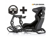 Playseat® Sensation Pro - Black Ready to Race bundle