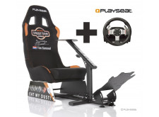 Playseat® Evolution - Tim Coronel Ready to Race bundle