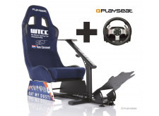 Playseat® Evolution - Tom Coronel Ready to Race bundle