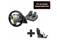 Thrustmaster Ferrari Challenge Ready to Race bundle