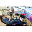 Max Verstappen on Playseat® F1 Red Bull Racing