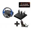 Thrustmaster T150 PRO for PS3 + PS4 + PC Ready to Race bundle
