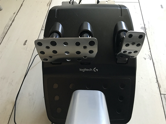 Excellent replacement for the G29 Pedals