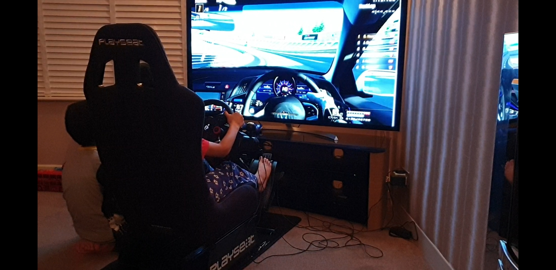 Good for the playseat