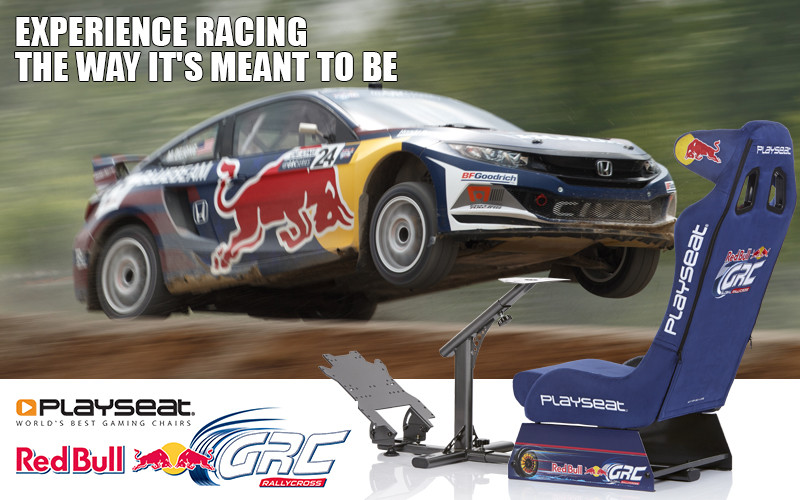 Experience racing the way it's meant to be