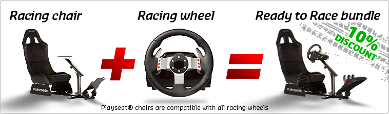 Playseat® Ready to Race