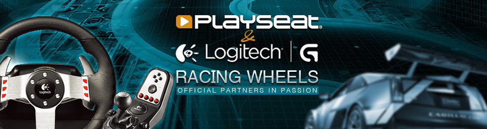 Logitech Playseat Ready to race bundles