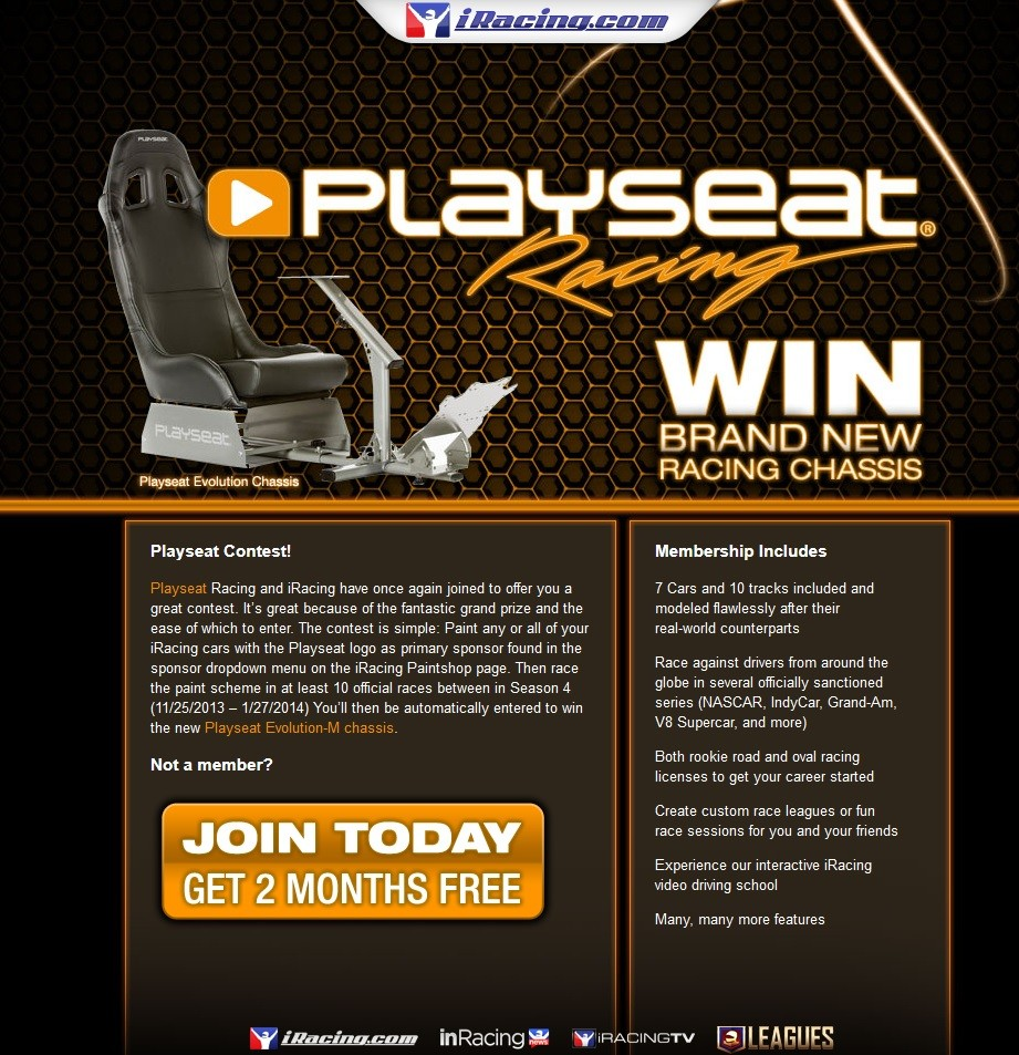 Playseat® action