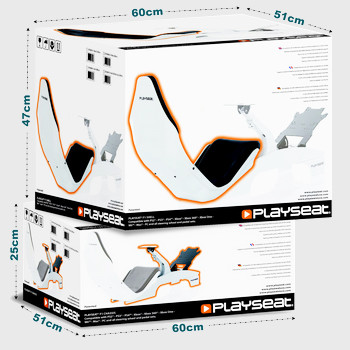 Plasyeat®-Playseat F1 package